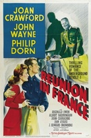 Reunion in France movie poster (1942) picture MOV_9b3ff9bf