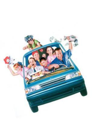 Carpool movie poster (1996) poster MOV_9b40fdc1