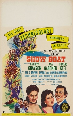 Show Boat movie poster (1951) poster MOV_9b4147d5