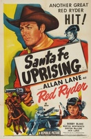 Santa Fe Uprising movie poster (1946) picture MOV_9b4354e9