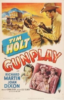 Gunplay movie poster (1951) picture MOV_9b49c758