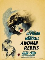 A Woman Rebels movie poster (1936) picture MOV_9b50bb52