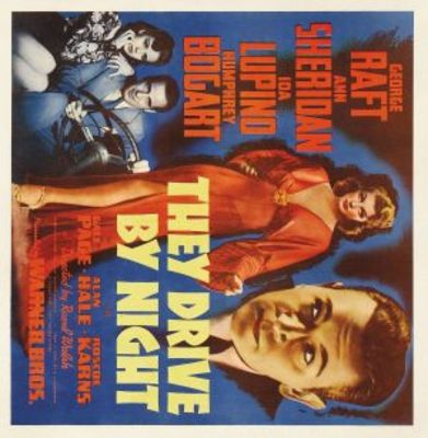 They Drive by Night movie poster (1940) poster MOV_9b50be16
