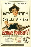 Behave Yourself! movie poster (1951) picture MOV_849f2e71