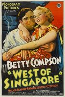 West of Singapore movie poster (1933) picture MOV_9b5a59e8