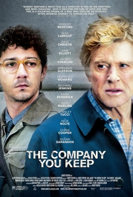 The Company You Keep movie poster (2012) poster MOV_9b5b60ab