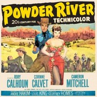 Powder River movie poster (1953) picture MOV_5e697243