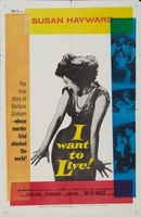 I Want to Live! movie poster (1958) picture MOV_9b5e244c