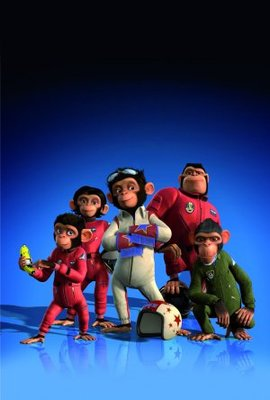 Space Chimps movie poster (2008) poster MOV_9b628c50