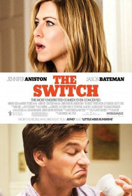 The Switch movie poster (2010) poster MOV_9b71fa86