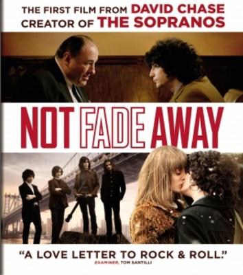 Not Fade Away movie poster (2012) poster MOV_9b770c11
