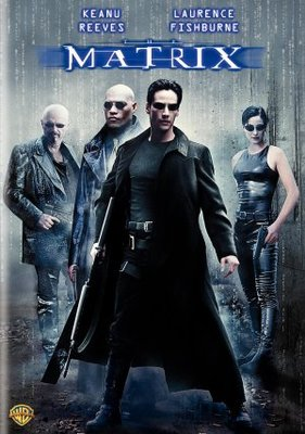 The Matrix movie poster (1999) poster MOV_9b7916c7
