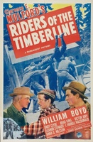 Riders of the Timberline movie poster (1941) picture MOV_9b7b3478