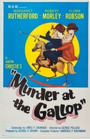 Murder at the Gallop movie poster (1963) picture MOV_9b7ef0f7