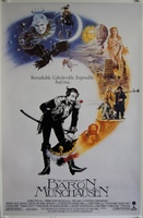 The Adventures of Baron Munchausen movie poster (1988) picture MOV_9b801c4b