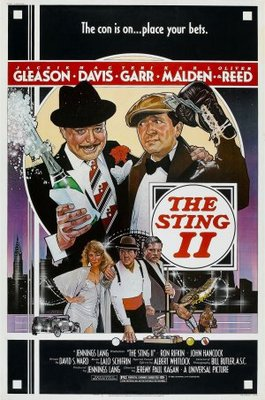 The Sting II movie poster (1983) poster MOV_9b8465e0