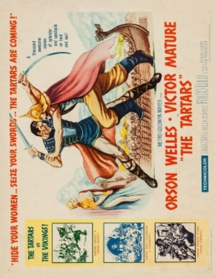 I tartari movie poster (1961) poster MOV_9b8d512c