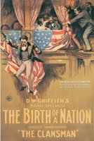 The Birth of a Nation movie poster (1915) picture MOV_9b8d593b