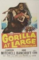 Gorilla at Large movie poster (1954) picture MOV_9b93fb29