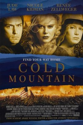 Cold Mountain movie poster (2003) poster MOV_9b96d3f3