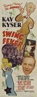 Swing Fever movie poster (1943) picture MOV_9b987be6