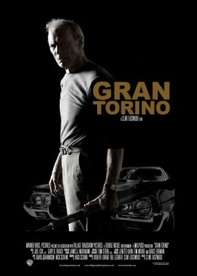 Gran Torino movie poster (2008) poster MOV_9b9b7af9