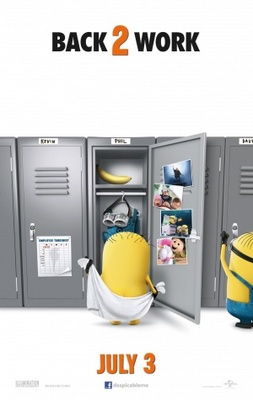 Despicable Me 2 movie poster (2013) poster MOV_9ba0827c