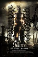 Saw 3D movie poster (2010) picture MOV_042f789e
