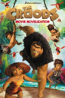 The Croods movie poster (2013) poster MOV_9bab1d6a