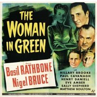 The Woman in Green movie poster (1945) picture MOV_9bb2ec29