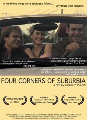 Four Corners of Suburbia movie poster (2005) poster MOV_9bb716d5