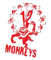 Twelve Monkeys movie poster (1995) picture MOV_9bb958f0