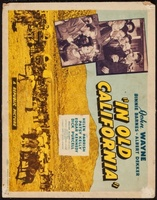 In Old California movie poster (1942) picture MOV_9bc5dc39