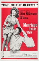 Marriage Italian Style movie poster (1964) picture MOV_9bc77bd5