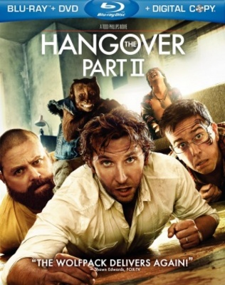 The Hangover Part II movie poster (2011) poster MOV_9bc92129