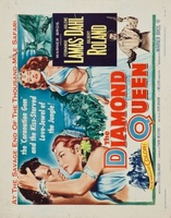 The Diamond Queen movie poster (1953) picture MOV_b0cda4a4