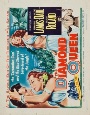 The Diamond Queen movie poster (1953) poster MOV_9bca9922