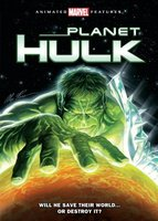 Planet Hulk movie poster (2010) picture MOV_9bcabe40
