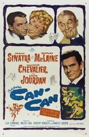 Can-Can movie poster (1960) picture MOV_9bd089f4