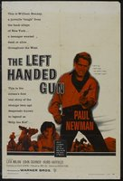 The Left Handed Gun movie poster (1958) picture MOV_9bd0a069