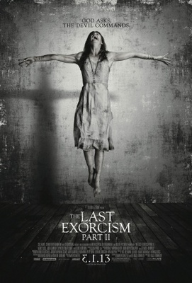 The Last Exorcism Part II movie poster (2013) poster MOV_9bd5a558