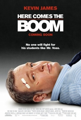 Here Comes the Boom movie poster (2012) poster MOV_9bd747fb