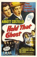 Hold That Ghost movie poster (1941) picture MOV_9bd81852