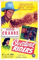 Overland Riders movie poster (1946) picture MOV_9bde1f82
