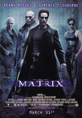 The Matrix movie poster (1999) poster MOV_9be13253