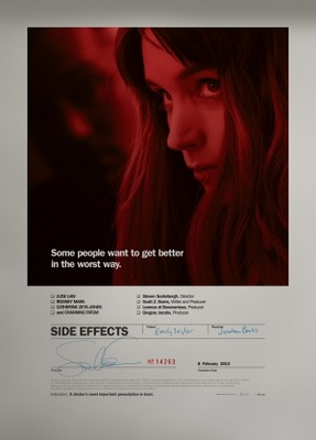 Side Effects movie poster (2013) poster MOV_9be1ad89