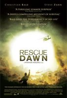 Rescue Dawn movie poster (2006) picture MOV_9be6c067