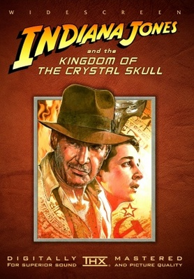 Indiana Jones and the Kingdom of the Crystal Skull movie poster (2008) poster MOV_9be79cf5