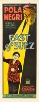 East of Suez movie poster (1925) picture MOV_9beb24e9