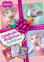 Angelina Ballerina movie poster (2001) picture MOV_9bec0b49